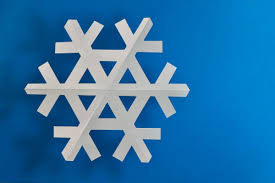 diy craft paper snowflakes
