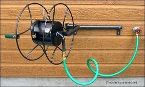 garden hose reel parts. Garden Hose With Reel Brilliant Rapid Wall Mount Parts