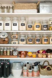 For Organizing Kitchen Pantry 17 Best Ideas About Organize Small Pantry On Pinterest Small