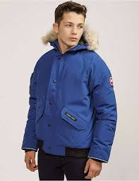 blue Canada Goose Youth Rundle Jacket