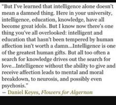 the best flowers for algernon quotes ideas  flowers for algernon