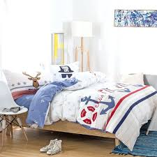 nautical duvet cover kids beach style nautical linens cotton cartoon duvet covers bedspread queen pillows for nautical duvet cover