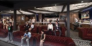td garden rafter level seating rendering