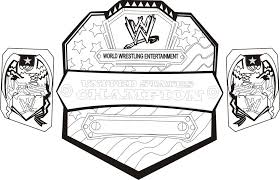 Small Picture Printable wwe coloring pages for kids ColoringStar