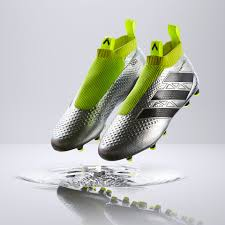 adidas ace. adidas ace 16+ purecontrol fg/ag - silver metallic/core black/solar ace