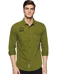 <b>Shirts</b>: Buy <b>casual</b> & formal <b>shirts</b> for <b>men</b> online at best prices in ...