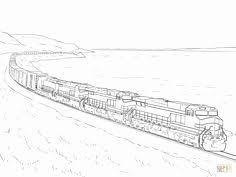 Your browser does not support the video tag. Freight Train Coloring Page Inspirational 46 Best Coloring Trains Images In 2019 Train Coloring Pages Train Drawing Love Coloring Pages
