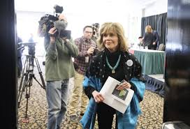 Jane Fonda says people should not be fooled by Trudeau ...