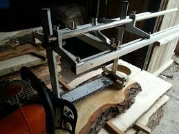 granberg alaskan saw mill chainsaw not included