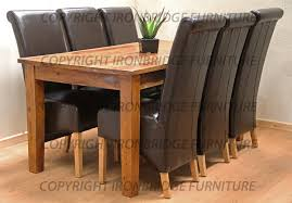 stylish other leather dining room furniture magnificent on other and brown dining room leather chairs ideas