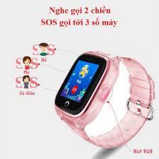 Đồng hồ thông minh định vị trẻ em GPS WONLEX KT01 (new 2020), camera 2.0,  cảm ứng đa điểm, kháng nước IP67 - Hàng chính hãng - Đồng Hồ Thông Minh  Thương