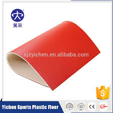factory whole tennis court surfaces perferable plastic soft foam backing floor vinyl table tennis flooring sheet yichen sports