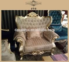 import luxury india furniture from china fabric sofa