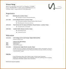 Different Types Of Resume Format Pdf Resumes Imposing Templates Free