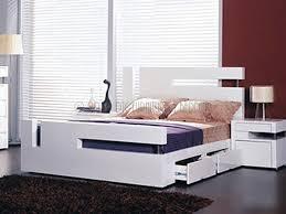 bedroom furniture storage. Gauchie Double Size Bed Frame W/Storage Drawers Bedroom Furniture Storage