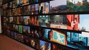 Animation Studios Inside Walt Disney Animation Studios A Photo Tour