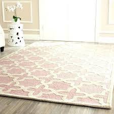 light pink rugs for nursery area rugs light pink round rug for nursery