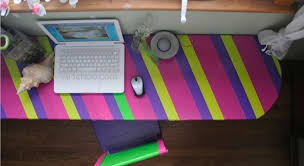Duct tape furniture Old Duct Tape Furniture Artchoocom Craftwhack Cool Duct Tape Ideas Cover Your Furniture Craftwhack