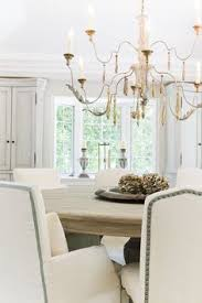 dining room upholstered chair details dining chairs nailhead slipcovers