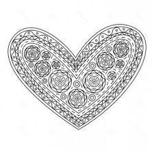 Photostock Vector Red Heart Vector Icon Illustrator Eps Handandbeak