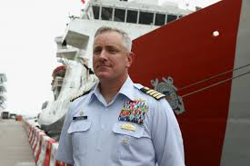 Oversubscribed Us Navy Leans More On Coastguard To Help