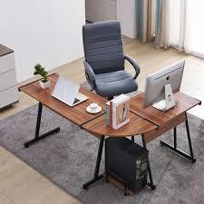 office desk corner l shaped workstation