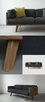 diy furniture I mbel selber bauen I couch sofa daybed I inspiration I  NUTSANDWOODS  Oak