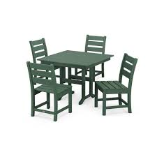 side chair outdoor dining set