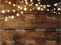 horizontal wood background. Brilliant Wood Horizontal Wooden Background With String Lights And Jars Royaltyfree Horizontal  On Wood Background 0