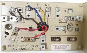 diagrams rth3100c wiring diagram honeywell rth3100c honeywell rth3100c white wire at Rth3100c Wiring