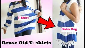 Upcycle Old Clothes Upcycle Old Clothes 24 Ideas How To Reuse T Shirts And Blouses