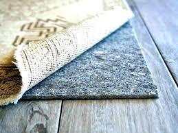 area rug pads for hardwood rs home depot s safe pad 4x6