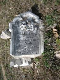 Willie Smith Terry (1895-1897) - Find A Grave Memorial