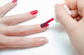manicure at home diy manicure the