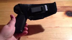 Uncle Mikes Iwb Holster Review One Year Youtube