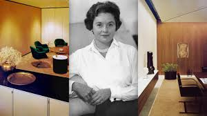 Florence Knoll Design Style Remembering The Legacy Of Florence Knoll Bassett