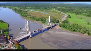 Chirajara Bridge Designer Puente La Libertad Puerto Lleras 2 Youtube