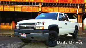 Turbo 6.0L 2500hd Daily Beater - YouTube