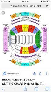 Razorback Football Stadium Seating Chart Alabama Vs Arkansas State _2 Seats Free Shipping