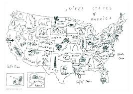 United States Map Coloring Us State Pages To Color Daily