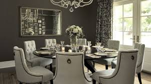 round dining table set for 8 of outstanding interior theme hafoti org with regard to room