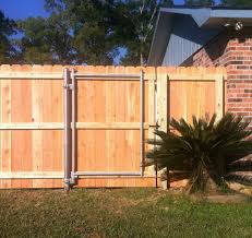 wood privacy fences. Forrest Scott Fencing Has Been In The Industry Southeastern Louisiana Since 1980s. We\u0027ve Installed Several Thousands Of Wood Privacy Fences R
