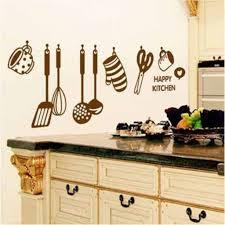 kitchen wall art decals
