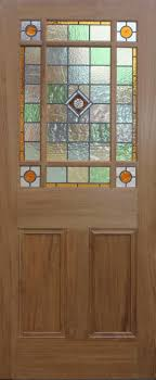 old doors and stained glass doors for