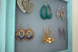 Diy Jewelry Holder Necklace Holder Ideas Roselawnlutheran