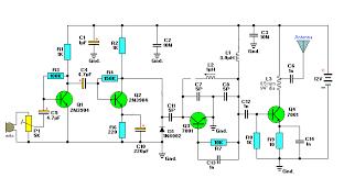 transistor fm transmitter circuit diagram   nonstop free     transistor fm transmitter circuit diagram
