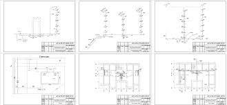 Курсовые и дипломные работы по водоснабжению и канализации  Курсовая работа Санитарно техническое оборудование жилого 7 ми этажного здания