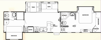 coleman travel trailers floor plans. Perfect Travel Coleman Toy Hauler Floor Plans Fresh Keystone Travel Trailers  Unique Thor With T