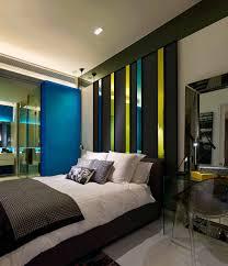 30 Masculine Bedrooms Fluor Neon