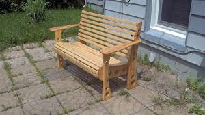 ... Gorgeous Ideas In Building A Wooden Bench For Home Decoration :  Interactive Design Ideas In Building ...